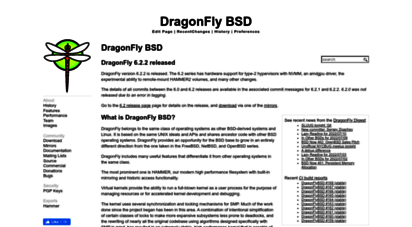 dragonflybsd.org