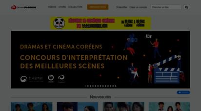 dramapassion.com - dramapassion - dramas coréens gratuits en français - kdrama en streaming vostfr