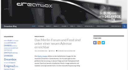 dreambox-blog.com - das blog rund um die dreambox. â» dreambox-blog