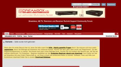 dreambox.info