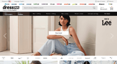 dressinn.com - online-modeshop, jetzt schuhe und fashion kleidung kaufen