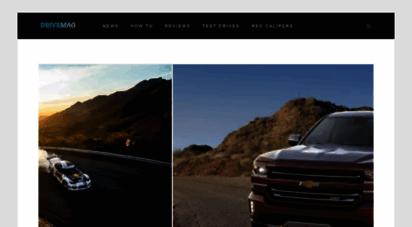 drivemag.com - drivemag  cars, boats, motorcycles