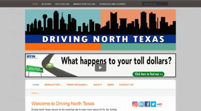 drivingnorthtexas.com - driving north texas