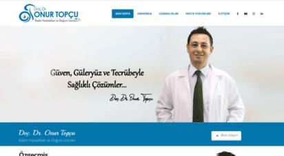 dronurtopcu.com - doç. dr. onur topçu - kadın hastalıkları ve doğum uzmanı ankara