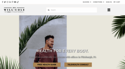 drwillcole.com - dr. will cole  functional medicine practitioner