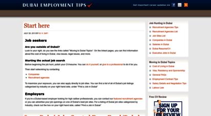 dubaiemploymenttips.com