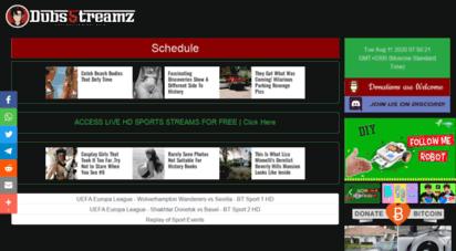 dubsstreamz.com - dubsstreamz - official hd reddit soccer streams