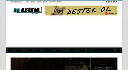 dusunbil.com - düşünbil portal - düşünmek özgürlüktür!