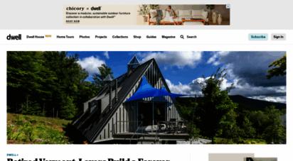 dwell.com - modern living, home design ideas, inspiration, and advice. - dwell