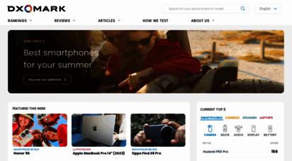 dxomark.com - dxomark - smartphone and digital camera reviews