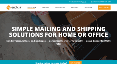 Welcome to Dymostamps com - Mailing and shipping solutions