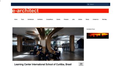 e-architect.co.uk - e-architect - architecture news - buildings