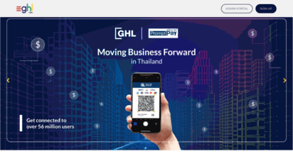 e-ghl.com - eghl  payments simplified