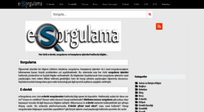 e-sorgulama.com