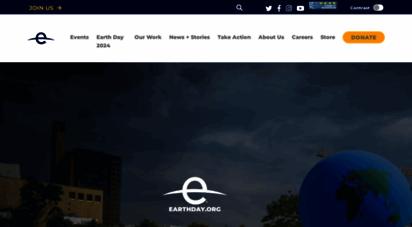 earthday.org -