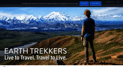 earthtrekkers.com - earth trekkers  family adventure travel & photography
