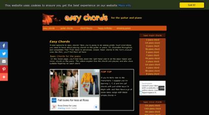 easy-chords.com