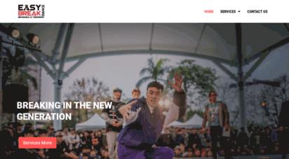 easybreakdance.com