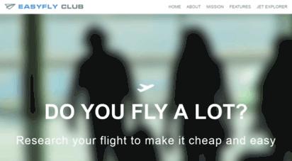 easyfly.club -