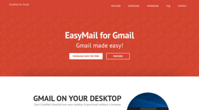 easymailforgmail.com - easymail for gmail - free app for windows 10