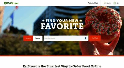 eatstreet.com - request rejected