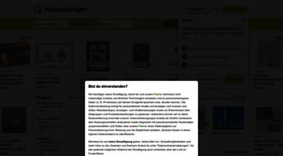 ebay-kleinanzeigen.de - ebay kleinanzeigen  kostenlos. einfach. lokal. anzeigen gratis inserieren mit ebay kleinanzeigen