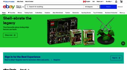 similar web sites like ebay.ca