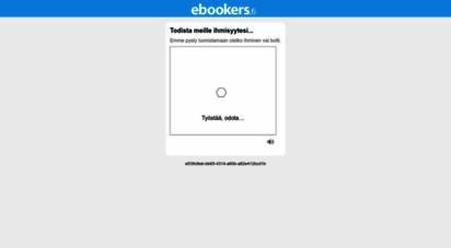 ebookers.fi -