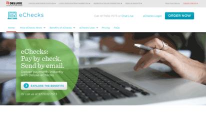 echecks.com -
