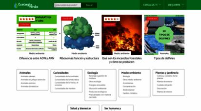 ecologiaverde.com - web de ecología y jardíneria - ecologíaverde