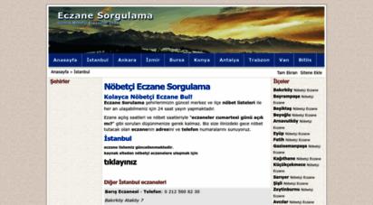 eczanesorgulama.com