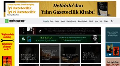 edebiyathaber.net - edebiyathaber.net  türkiye´nin edebiyat platformu