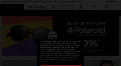 edel-optics.com - sunglsss, eyeglsss and contact lenses at edel optics