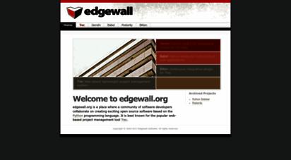 edgewall.org - edgewall software: home