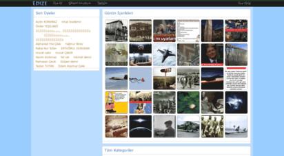 edize.com - en iyi online eğlence platformu @ edize