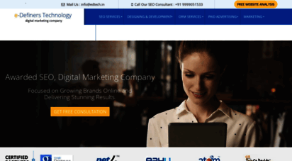 edtech.in - top digital marketing company offer seo & smo services in indiaedtech