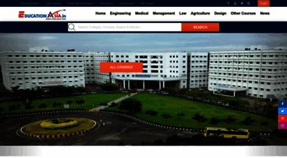 educationasia.in - top universities, colleges & institutes in india  admission, exams, career.