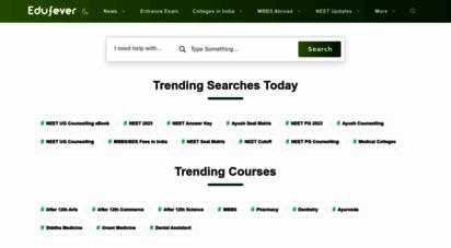 edufever.com - edufever: india´s largest educational & career portal