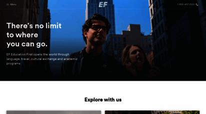 ef.com - ef education first - deutschland