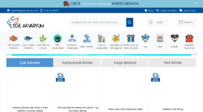 egeakvaryum.com - ege akvaryum - akvaryum ve balık mağazası