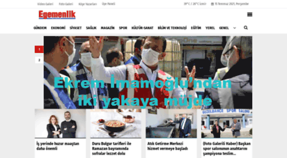 egemenlik.com.tr - egemenlik  türkiye´nin haber sayfasi
