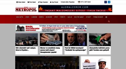 egemetropolgazetesi.com - ege metropol gazetesi, ege metropol, ege´nin sesi,aktüel,siyasi,ekonomik,kültürel,bölgesel gazete