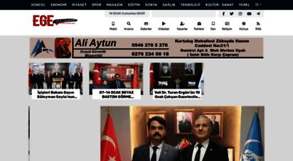 egeseshaber.com - ege ses haber -uşak ve egenin haber portalı