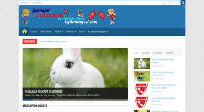 egitiminyeri.com - egitiminyeri - eğitim ve öğretim adına tüm belge ve dosyaların paylaşım merkezi
