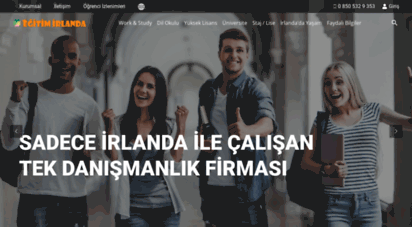 egitimirlanda.com - irlanda´da dil okulları, fiyatları ve ingilizce eğitimi  eğitim irlanda