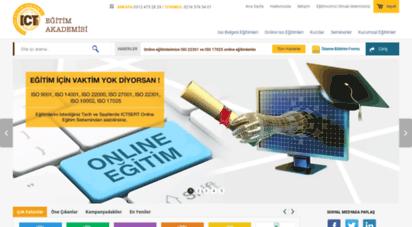 egitimsertifikasi.com - iso belgesi eğitimi online kurs seminer iso yönetim sistemi eğitimleri veren kurumlar firmalar
