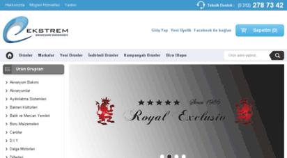 ekstremakvaryum.com.tr - ekstrem akvaryum - akvaryum sistemleri & dizayn