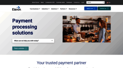 Welcome to Elavon com - Merchant Services | Elavon