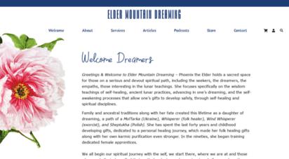 eldermountaindreaming.com
