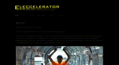 eleccelerator.com - eleccelerator